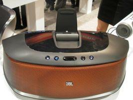 JBL OnBeat Rumble Wireless Speaker Dock with Built-In Subwoofer image 5