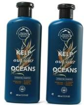 2 Count Herbal Essences Bio Renew Kelp Out Oceans Hydrating Shampoo 13.5... - $25.99