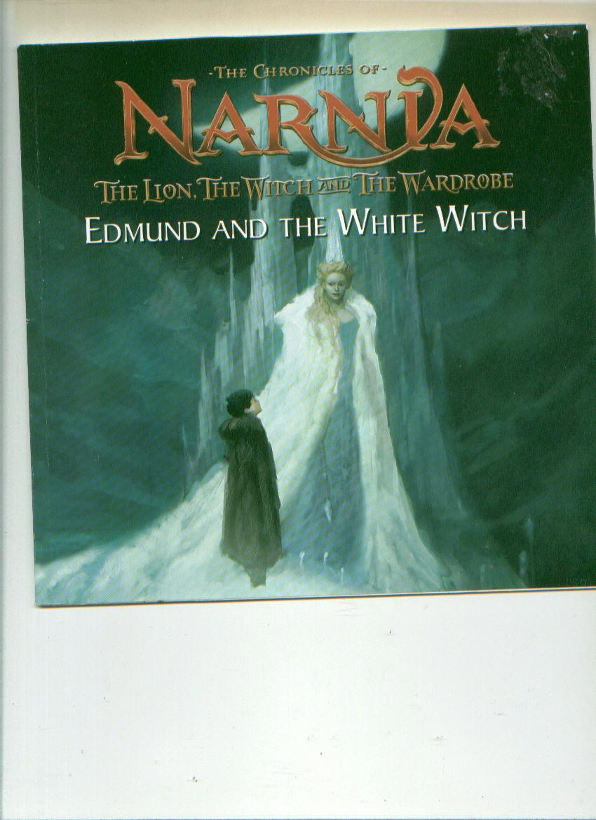 Chronicles of Narnia figures ASLAN + MAGNET + BOOK CS Lewis