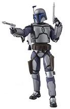 Neu S.H.Figuarts Star Wars Ep2 Jango Fett Aktion Figur Bandai aus JAPAN F/S - $49.71