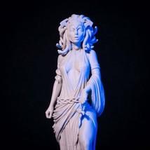 Medusa - Greek - Girl - Ancient - 3D - Printed HQ - Resin Miniature - Unpainted  - $14.99