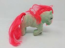 My Little Pony G1 Skippity Doo So Soft Rearing Flocked VTG 1986 86 80s ... - $24.74