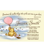 Winnie the Pooh Baby Shower Invitation Baby Girl Baby Shower invitation ... - $9.99+