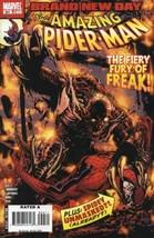 Amazing Spider-Man #554 VF/NM 2008 Marvel Brand New Day Comic Book - $2.93
