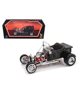 1923 Ford T-Bucket Roadster Black 1/18 Diecast Model Car by Road Signature - $57.39