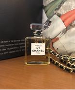 Authentic CHANEL No 5 Parfum 28 ml (0.9 FL.OZ) Customized as Perfume Nec... - $295.00