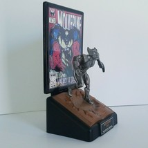 Marvel Comic Book Champions WOLVERINE Pewter 1993 SUPER LOW NUMBER  067 ... - $49.49