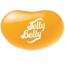 Jelly Belly Sunkist Tangerine Beans: 10LB Case - $85.95