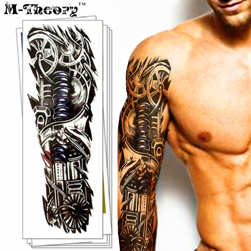Sexy men women fashion tattoo stickers water transfer for Temporary tattoo sticker