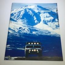 1999 Hummer 4x4 Vehicle Dealership Car Auto Brochure Catalog - $24.90
