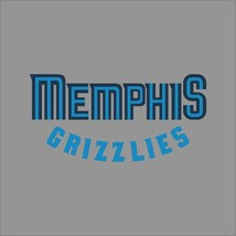 Memphis Grizzlies #3 NBA Team Logo Vinyl Decal Sticker Car Window Wall Cornhole - $6.28+
