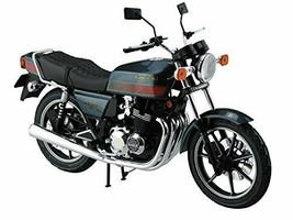 Aoshima Bunka Kyozai 1/12 Bike Series No.46 Kawasaki Z400FX E4 Model Car - $84.72