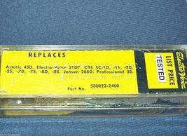 Electro-Voice EV 31D 31D7 CARTRIDGE NEEDLE STYLUS for CBS SC-1D Astatic 17D 45D image 3
