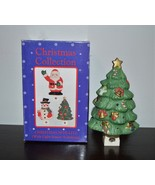 Christmas tree night light, nite lite, holiday tree light - $20.00