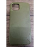 Lot of 10 Phone Cases for Google Pixel 4, Lightweight, Flexible, Army Gr... - £15.00 GBP