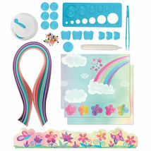 New Alex D.I.Y. Paper Swirls Unicorn Fantasy Roll Shape Create w/ Quilling Tool image 2