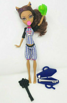 Monster High Ghoul Sports Clawdeen Wolf Doll w/ Accessories - $28.99
