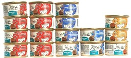 17 Cans Muse Cat food Variety Pack of Flavors  Salmon Turkey Chicken 3oz... - $34.99