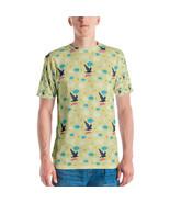 Birds Pattern Men's T-shirt - $40.00+