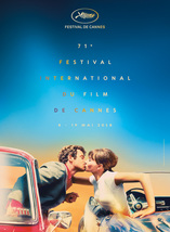 "Cannes Film Festival 2018 Poster 13x20"" 27x40"" 32x48"" International Event Print - $10.90+"