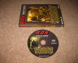 ROH Caged Rage DVD Ring of Honor Kevin Owens Cesaro Sami Zayn NXT WWE PWG
