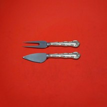 Rondo by Gorham Sterling Silver Hard Cheese Serving Set 2-Piece Custom Made - $109.00