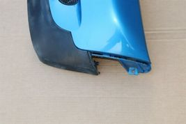 07-10 Bmw R56 Mini Cooper S Turbo JCW  Bumper Cover w/ Fog Lights LASER BLUE image 4