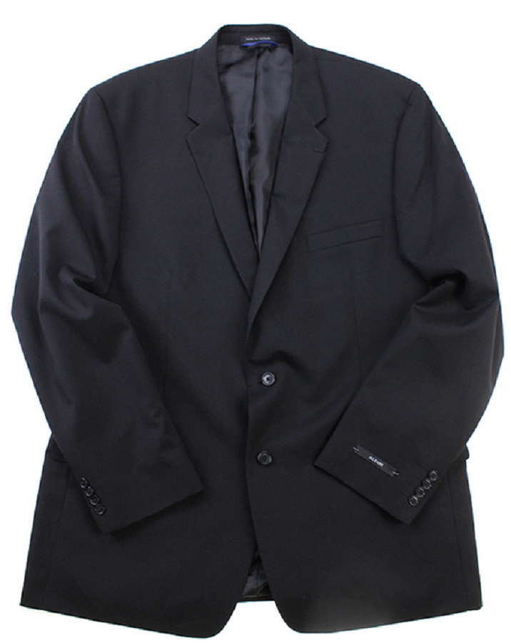 Primary image for Alfani Alfani Men's Black Slim Fit Jacket 40R