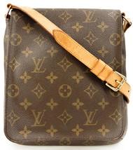 Authentic Louis Vuitton Monogram Musette Salsa Short Shoulder Bag Spain ... - $560.00