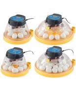 Mini or Maxi Manual-turn or Fully Advance Egg Incubators - £106.40 GBP+
