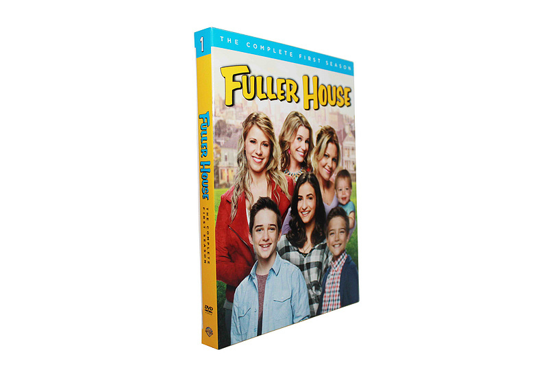 Fuller House The Complete First Season 1 DVD Box Set 2 Disc Free Shipping