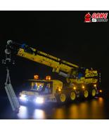 LED Light Kit for Mobile Crane - Compatible with Lego 42108 Set - $34.99