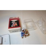 Beverly and teddy special edition rare christmas hallmark keepsake ornam... - $21.30