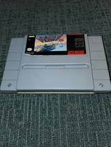 F-Zero (Super Nintendo, 1991) SNES Cart Only - Tested & Working - $16.83