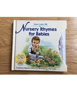 Nursery Rhymes for Babies Jesus Loves Me Stephen Elkins book and cd Max ... - $12.98