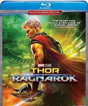 Thor Ragnarok [Blu-ray+DVD, 2018]