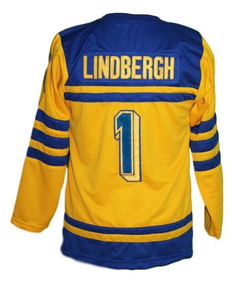 Custom Name   Tre Kronor Sweden Retro Hockey Jersey New Lindbergh  1 ... 5af01670e