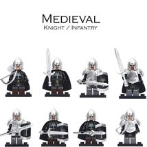 Gondor Soldier Infantry with Armor The Lord of the Rings Lego Minifigures Gift  - $1.99