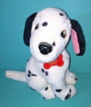 "Mattel Disney 101 Dalmatians Pongo Puppy Dog 12"" Plush Red Collar Vintag... - $11.95"