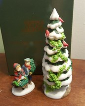 Dept 56 General Village Accessory THE HOLLY AND THE IVY 1997 Event 56100 - $8.00
