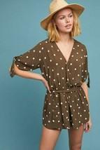 New Anthropologie Faithfull Ronja Romper  $178 Size 4 - $65.34