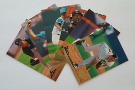 1994 Fleer Ultra + Rookie Cards Lot in NM Cond. w/ Martinez, Weathers, Maddux  image 3