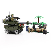 Building Blocks legoing military Toys For Children minifigure  Fit lego - $14.00