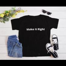 Holmes On Homes Make It Right Unisex T-Shirt Men Women's T-Shirt S-5XL - $21.99+