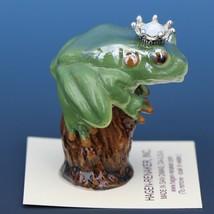 Birthstone Tree Frog Prince October Opal Miniatures by Hagen-Renaker image 2