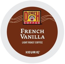 Diedrich French Vanilla Coffee, 48 count Keurig K cups, FREE SHIPPING  - $35.52