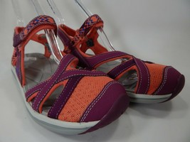 Keen Sage Ankle Size US 7 M (B) EU 37.5 Women's Sport Sandals Dark Purple/ Rose