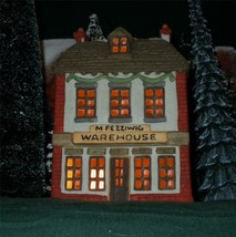 Dept. 56  - FEZZIWIG WAREHOUSE 1986-MINT IN BOX - $14.69