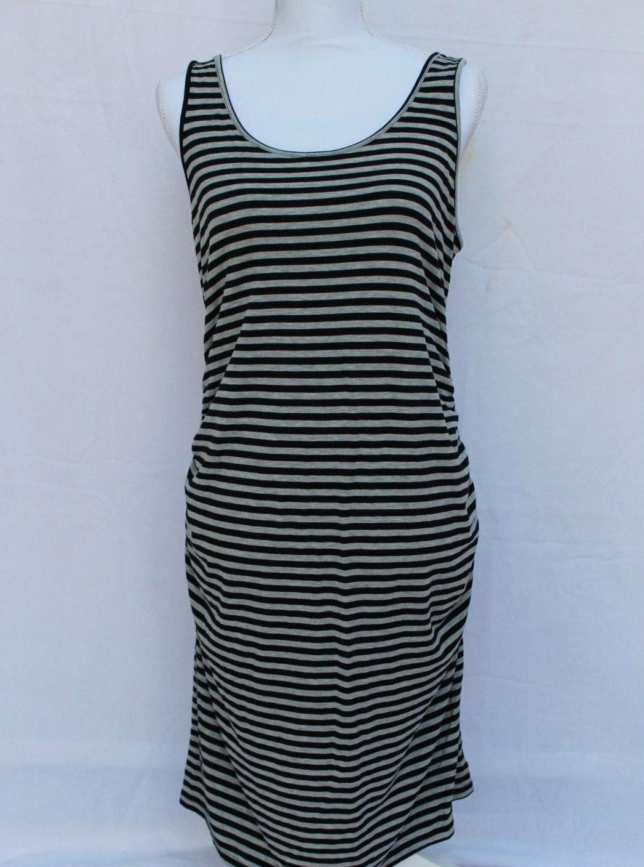 d989499c983ee NWT Liz Lange Maternity Black & Grey Stripe and 12 similar items