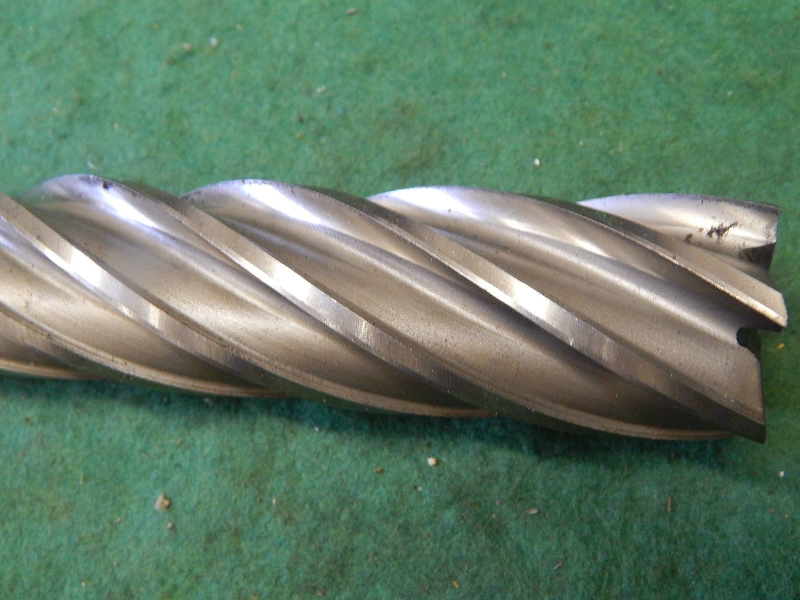 """ACCULEAD  3//4/"""" HSS double end End Mill"""
